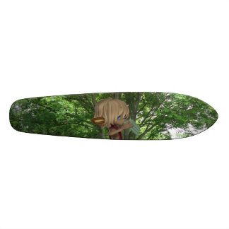 Piping Satyr Skateboard Deck