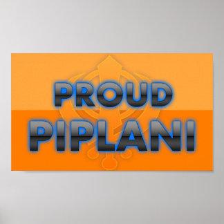 Piplani orgulloso orgullo de Piplani Impresiones
