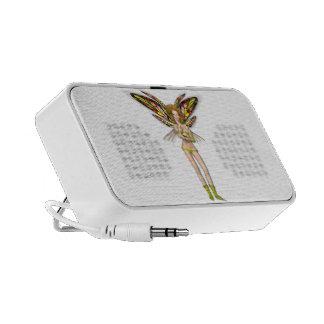 Pippa Fairy Portable Mp3 Player Speaker