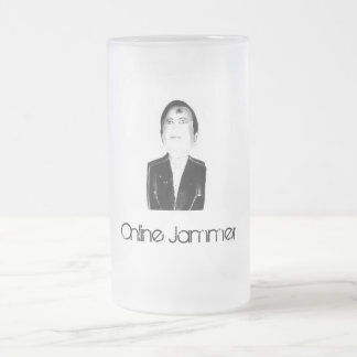 Pippin Online Jammer Frosted Mug