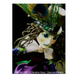 Pippin - Twisted Poppets Series - Postcard