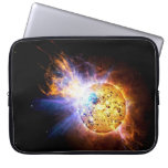 Pipsqueak Star Unleashes Monster Flare Laptop Computer Sleeves