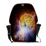 Pipsqueak Star Unleashes Monster Flare Messenger Bag