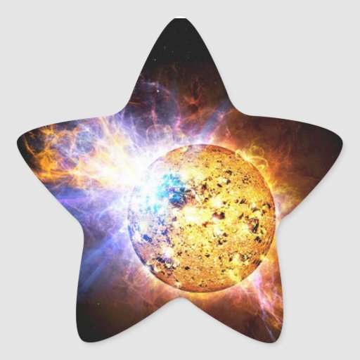 Pipsqueak Star Unleashes Monster Flare Stickers