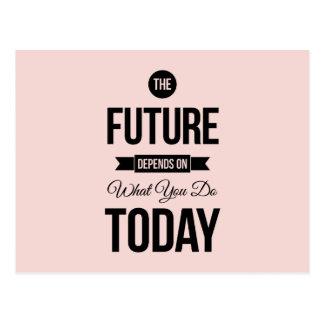 Pique la cita inspirada futura