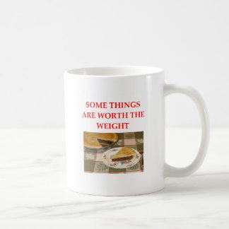 pique la empanada taza clásica