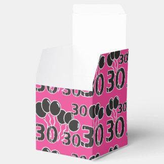 PIQUE la trigésima caja del favor de la fiesta de Cajas Para Regalos De Fiestas