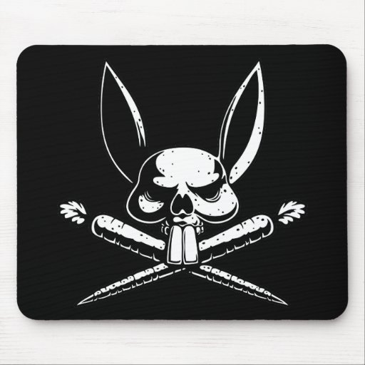 Pirabbit Mouse Pad