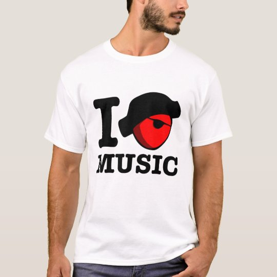 Piracy sounds good T-Shirt