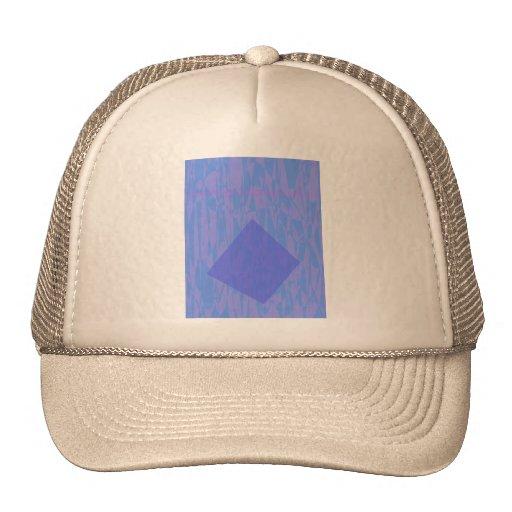 Pirámide azul gorro