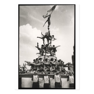 Piramide by Alexander Rodchenko Post Card