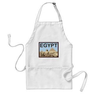 Pirámide de Egipto de Khafre Delantal