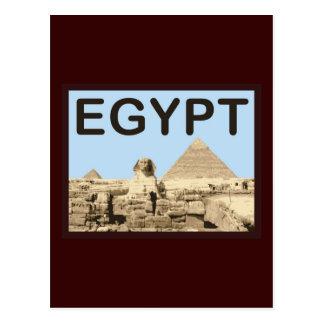 Pirámide de Egipto de Khafre Postales
