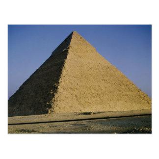 Pirámide de Khafre c.2589-30 A.C. Postal