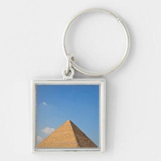 Pirámide de Khufu Llavero Personalizado