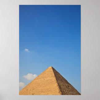 Pirámide de Khufu Póster