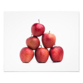Pirámide de las manzanas red delicious fotos