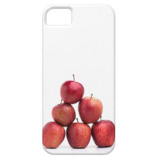 Pirámide de las manzanas red delicious iPhone 5 cárcasa