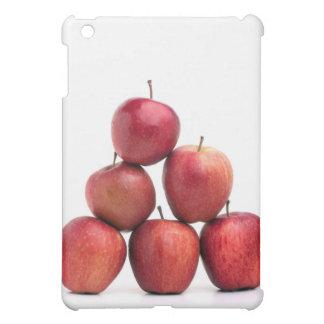Pirámide de las manzanas red delicious
