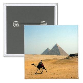 pirámide del camello pin