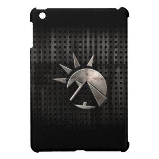 Pirámide del egipcio del Grunge iPad Mini Protectores