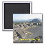 Pirámide del imán de Sun