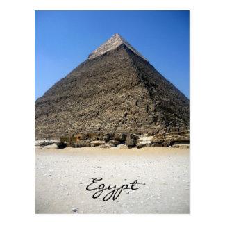 pirámide del khafre postales