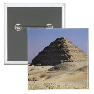 Pirámide del paso de rey Djoser Old Kingdom Pin