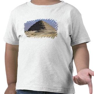Pirámide del paso de rey Djoser Old Kingdom Camisetas