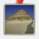 Pirámide del paso en Saqqara, uno del más temprana Ornamento Para Arbol De Navidad