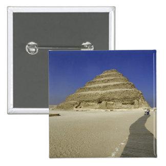 Pirámide del paso en Saqqara, uno del más temprana Pins