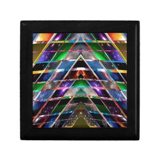 PIRÁMIDE - disfrute del espectro de energía curati Caja De Recuerdo