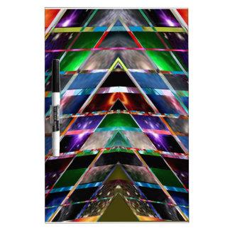 PIRÁMIDE - disfrute del espectro de energía curati Pizarras Blancas