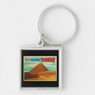 Pirámide El Cairo Egipto de Giza Llaveros Personalizados