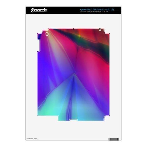 Pirámide fantasma iPad 3 pegatina skin