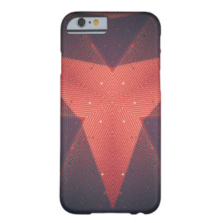 PIRÁMIDE FUNDA PARA iPhone 6 BARELY THERE