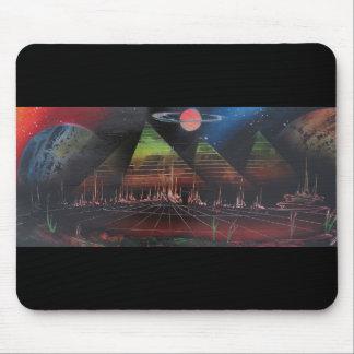 Pirámide Mousepad