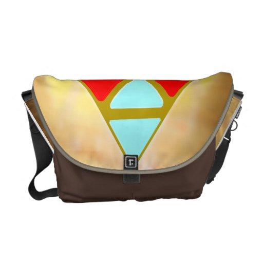 Pirámide nueva bolsas messenger