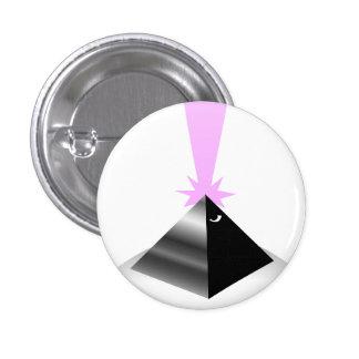 pirámide pin redondo 2,5 cm