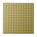 Pirámide tachonada oro azulejos ceramicos
