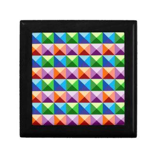 pirámides 3D Caja De Regalo