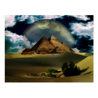Pirámides de las postales del misterio