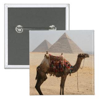 pirámides del camello pin