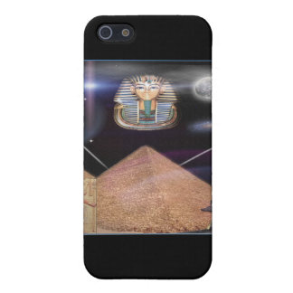Pirámides egipcias iPhone 5 carcasas