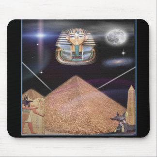 Pirámides egipcias tapetes de ratones