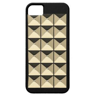 Pirámides VOL2 del oro iPhone 5 Carcasas