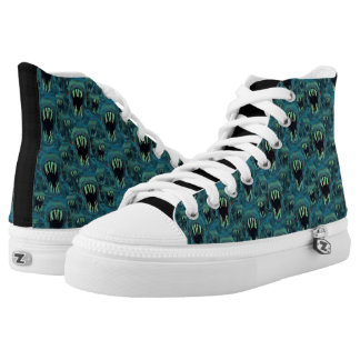 Piranas / Piranhas High-Top Sneakers