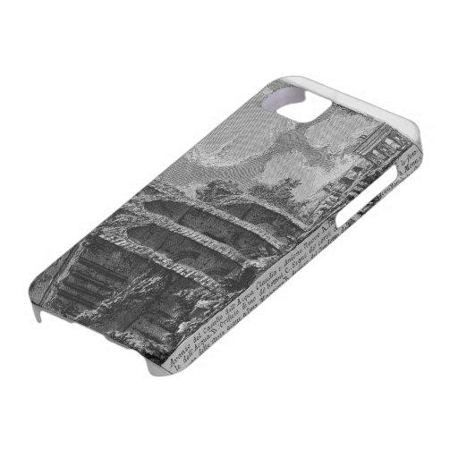 Piranesi-Aguamarina Claudia de Juan iPhone 5 Case-Mate Carcasa
