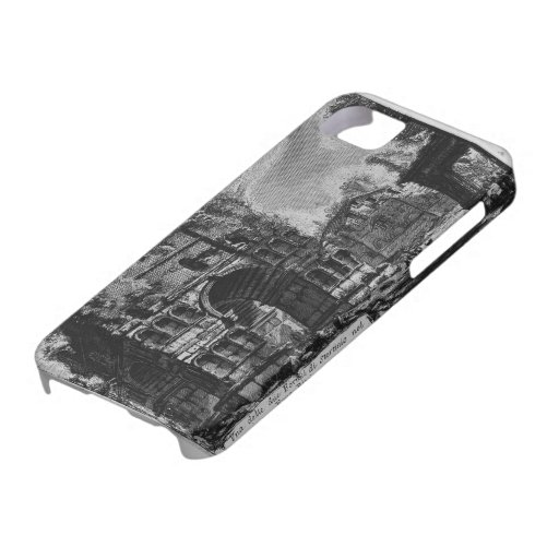 Piranesi-Arco de Juan de Jano iPhone 5 Case-Mate Carcasa
