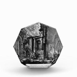 Piranesi-Entrada de Juan de la cámara de entierro